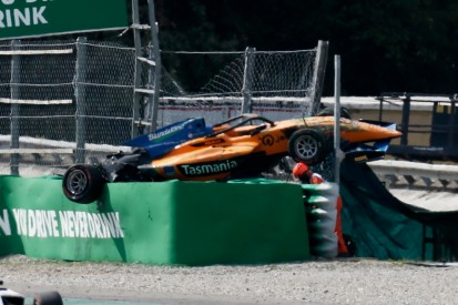 Nach Horrorunfall mit Wirbelbruch: Peroni vor Rückkehr in die Formel 3