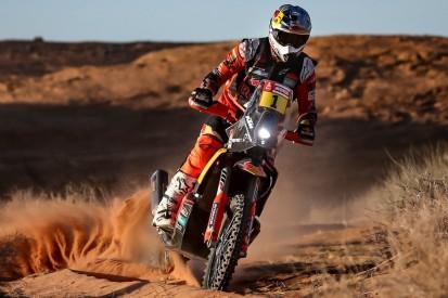 Sicherheit bei Rallye Dakar: KTM fordert Änderungen und droht mit Rückzug