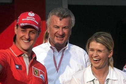 """Willi Weber: Habe nach Schumachers Unfall """"getrauert wie ein Hund"""""""