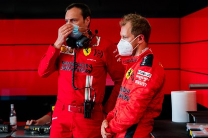 Ferrari: Schutzmasken für Garagencrew größte Herausforderung