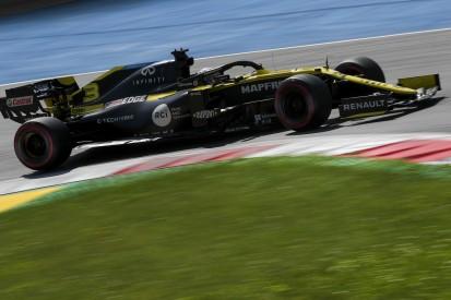 """""""Zu sehr reingesteigert"""": Ricciardo von Bottas-Staubwolke irritiert"""