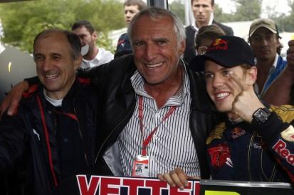 """Formel-1-Liveticker: Vettel-Comeback """"eine Entscheidung für Mateschitz"""""""