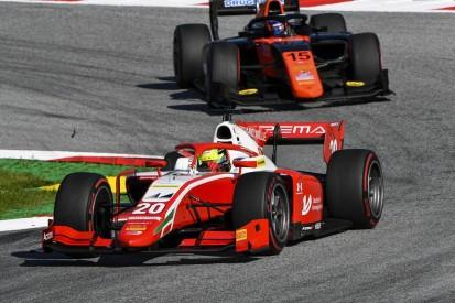 Formel 2 Spielberg 2020: Abflug von Mick Schumacher im Freien Training