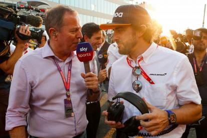 """Martin Brundle: Fernando Alonso ist """"eine Naturgewalt"""""""