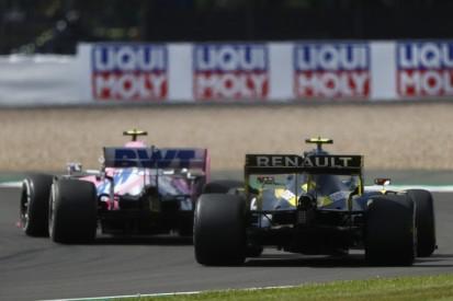 Zum dritten Mal in Folge: Renault protestiert gegen Racing Point RP20