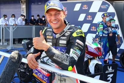 Moto2 in Brünn: Dominique Aegerter ersetzt Landsmann Jesko Raffin