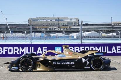 Formel E Berlin 1 2020: Pole-Position für Antonio Felix da Costa