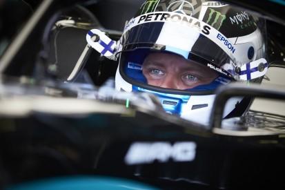Offiziell: Wieder nur ein Einjahresvertrag bei Mercedes für Valtteri Bottas