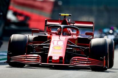 Wem Charles Leclerc die Ferrari-Reifenstrategie zu verdanken hat
