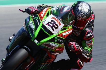 WSBK-Test Aragon: Kawasaki holt zwei Bestzeiten, Ducati testet neue Teile
