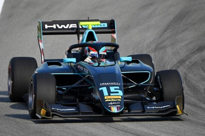 Formel 3 Barcelona 2020: Jake Hughes beschert HWA ersten Saisonsieg
