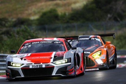 VLN/NLS 2020 Lauf 5: Audi besiegt Ferrari in Sprit-Poker