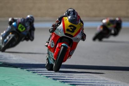 Moto2-EM: Lukas Tulovic und Kiefer Racing in Jerez nicht zufrieden