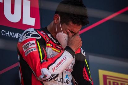 SMS-Glückwünsche von Valentino Rossi: Rinaldi ist Italiens neue WSBK-Hoffnung