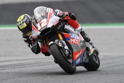 Moto2 FT1 Misano 2: Tom Lüthi nur knapp von Bastianini geschlagen