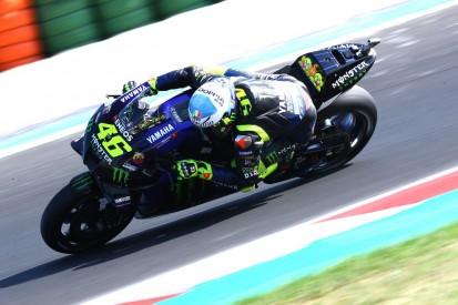 """""""Da war mehr drin"""": Valentino Rossi mit Startplatz sieben nur halb zufrieden"""