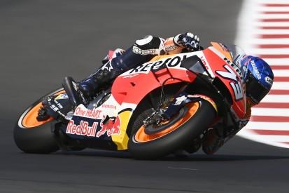 MotoGP Misano 2: Alex Marquez stellt im Warm-up die Bestzeit auf
