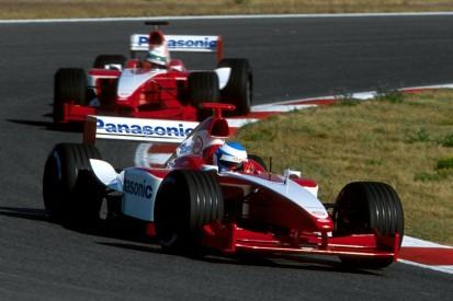 """""""Ein Haufen Scheiße"""": Mika Salos Erinnerung an Toyotas Formel-1-Projekt"""