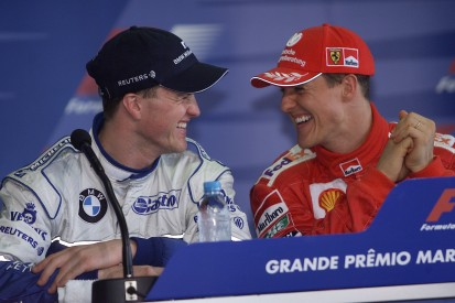 """Ralf Schumacher: """"Ein Schatten, aus dem ich rauswollte? Nie!"""""""