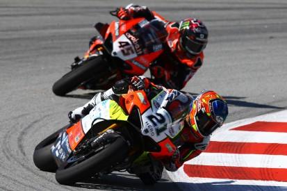 Ducati-Teamorder: Michael Ruben Rinaldi bietet Scott Redding Hilfe an