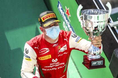 """Ralf Schumacher: """"Mick auf sehr gutem Weg in Richtung Formel 1"""""""