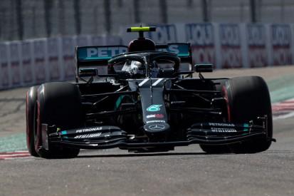 F1 Sotschi 2020: Mercedes dominiert, Bottas hat Hamilton im Griff