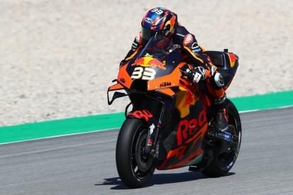 KTM am Freitag in den Top 3: Brad Binder trotzt schwierigen Bedingungen