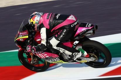 Moto3-Qualifying in Barcelona: Tony Arbolino mit Rundenrekord auf Pole
