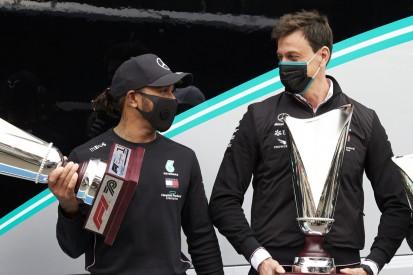 "Lewis Hamilton zu Red Bull? Toto Wolff: ""Sag niemals nie!"""