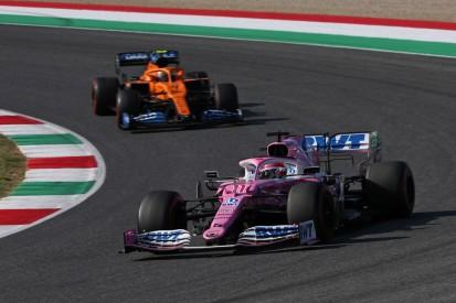 McLaren realistisch: Ohne Update wird P3 nicht zu halten sein