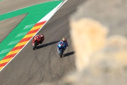 Neuer Zeitplan MotoGP Aragon: Samstag und Sonntag alles eine Stunde später
