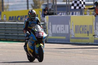 Moto2 Aragon 2: Sam Lowes übernimmt mit dem Sieg die WM-Führung