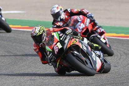 Motordefekte bei Aprilia und Ducati: Espargaro und Bagnaia scheiden aus