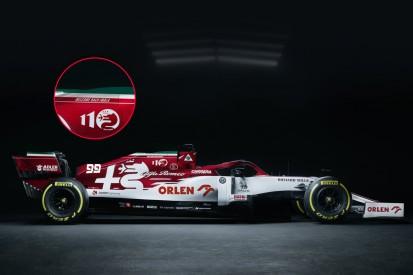 Partnerschaft verlängert: Sauber auch 2021 als Alfa Romeo in der Formel 1