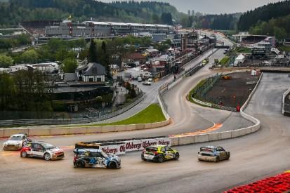 Rennen der Rallycross-WM in Spa wegen COVID-19 abgesagt