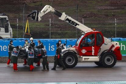 Nicht aus Bianchi gelernt? Heftige Kritik an FIA nach Kran-Zwischenfall