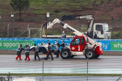 """""""Null Toleranz"""": Fahrer wollen Bergungspanne von Istanbul ansprechen"""