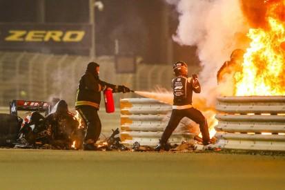 Sportwarte nach Einsatz beim Feuerunfall von Grosjean befördert