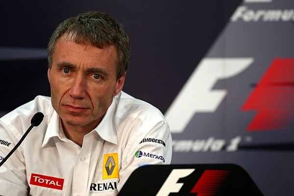 Renault confirms Bell working as a consultant