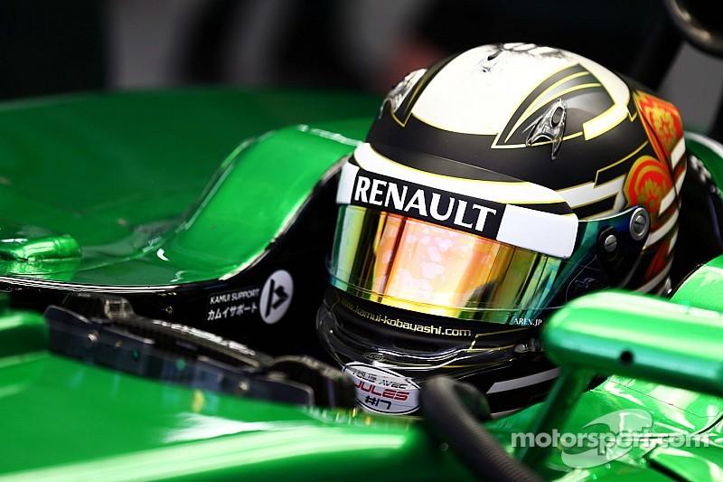Kobayashi prépare l'avenir avec un test en Super Formula