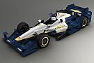 IndyCar - Chevrolet dévoile son kit aérodynamique 2015