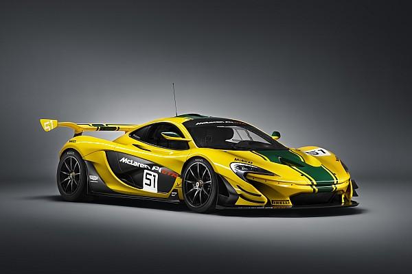 Supercar - McLaren tease sa P1 GTR avec la McLaren F1 GTR!
