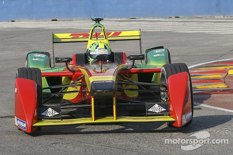 Formule E - Di Grassi arrive en leader à Miami