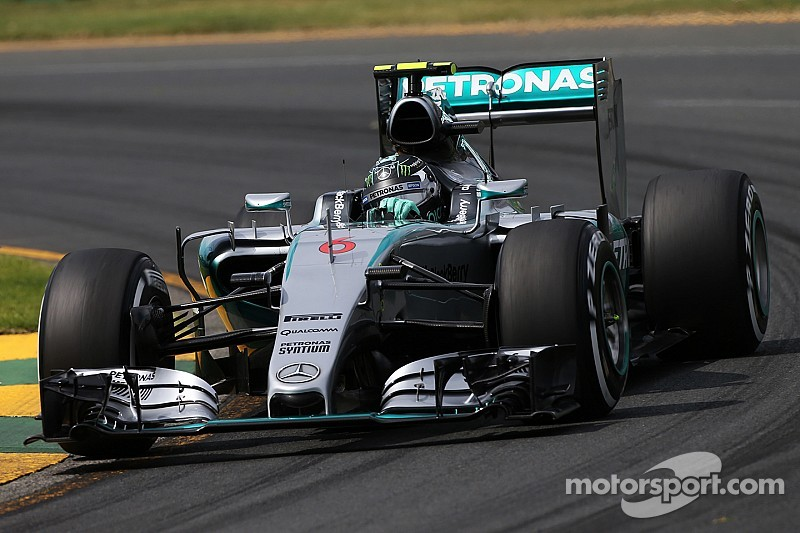 Ecclestone: Mercedes head-started as they knew a bit more