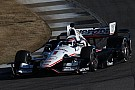 Power, Dixon top overall times at IndyCar Barber test