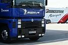 Michelin prépare le Grand Prix du Qatar 2016