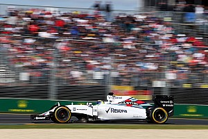 Formula 1 Breaking news Williams says new engines helping teams