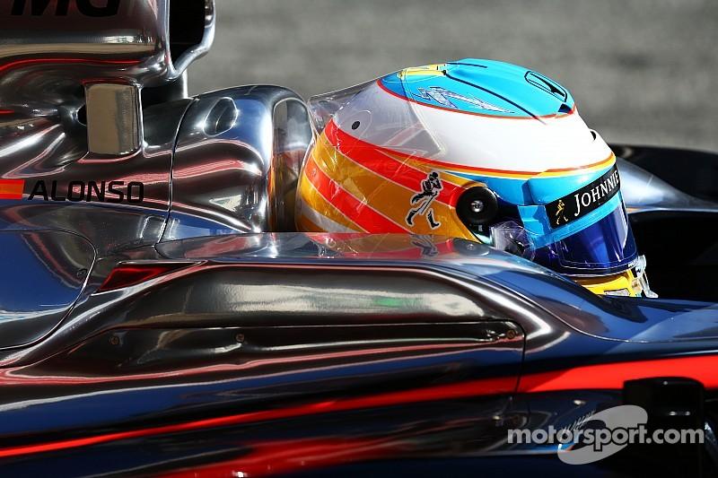 Alonso doit satisfaire aux tests médicaux FIA