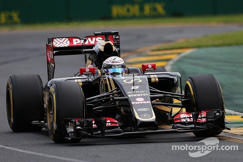 В Lotus нацелены на борьбу с Williams