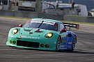 Podium for Porsche 911 RSR, victory for 911 GT America